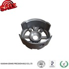 Custom die cast alloy motorcycle spare parts