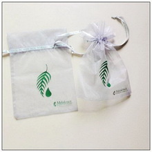 Special professional new designed organza pouch