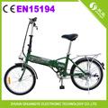 Hot vente vélo pliant électrique, bicicletta elettrica