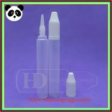 Top quality free ldpe bottles sample perfume samples packaging soft material e liquid bottle pen shape