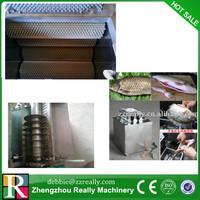 Fish cleaning/deboning/smoking processing line