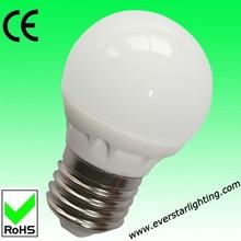 Ceramic 3W,4W,5W,6W with Epistar 2835SMD G45 E27 E14 Led Bulb