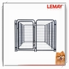 low MOQS welded wire panel heavy duty modular dog cage