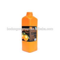 Professional Manufacturer Orange Concentrated Juice Wholesale Price