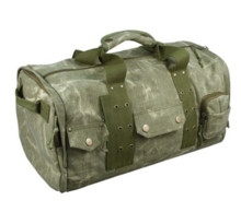 Heavyweight Military Carry Duffle Travel Bag