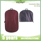 Personalized Garment Suit Bag With Zipper,Garment Bags