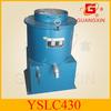 YSLC430A-3 peanut centrifugal oil filter machine
