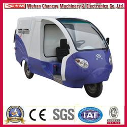 China Three Wheel Sanitation Vehicle, Garbage Cleaning Truck