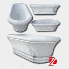 Marble adult portable bathtub