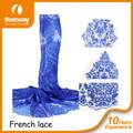 mais recente projeto do laço francês francês atacado frisado laço com lantejoula laço francês tecido de noiva fl0026