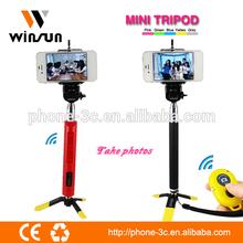 hotseller light weight telescopic tripod, smartphone tripod mount, camera tripod parts