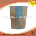 2014 kraft paper bags packing chia seeds