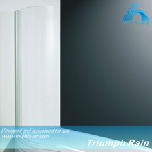 ACSC1502CL one piece shower bath screens