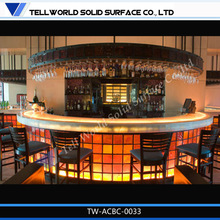 modern nightclub furniture Interactive bar table used round banquet bar tables for sale, the night club furniture