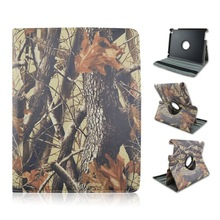 Tree&Leaves Rotate Stand PU Tablet Leather Case For Apple iPad 2 3 4, ipad air, ipad mini With Elastic Belt From Alibaba China