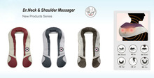 Home and office using portable electric tapping shoulder massager