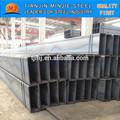 et rectangulaires soudés /Tubes fait dans Tianjin Chine