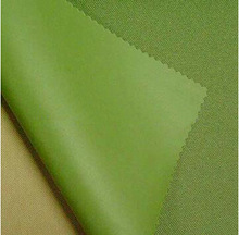 high tear resistant 100% polyester oxford 600D*600D PU coated fabric