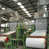 Industrial paper for 1092mm toilet rolls paper/tissue paper making machinery