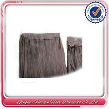 No Shedding No Mix No Tangle Remy Brazilian Hair Flip In Hair Extension