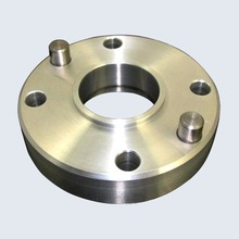 cnc machining stainless steel spacer/cnc turning aluminum spacer