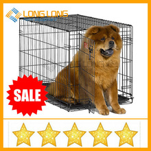 Dog cage/pet cage high quality dog kennel portable