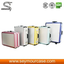 OEM Welcomed Aluminum Expandable Makeup Case Makeup Case Variety