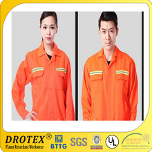 cotton fiber flame resistant flame retardant workwear from sophia song of china special textiles supplier tel:0086 0373 589993