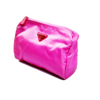 ladies custom promotion cosmetic bag for travelling