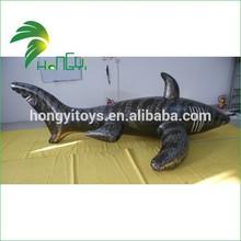 Nuovo design personalizzato gonfiabili squalo/animali gonfiabili