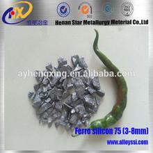 Various fesi 75% used in steel industry