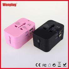 Newest innovation Design worldwide travel plug adapter