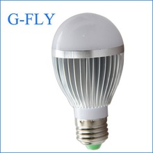 dimmable led bulb light 9w to the world