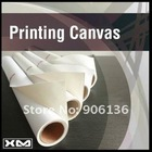 Waterproof artists Cotton and Poly Blend digital printing canvas material
