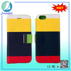 Made In China Flip Leathe Mobile Phone Case for iPhone 6