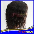 Best selling deep wave silk base wig