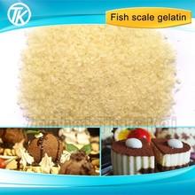 unflovred fish skin thickeners halal gelatin 180 bloom