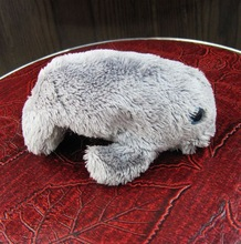 Mini stuffed sea animal stuffed soft seal, lovely stuffed toy plush seal