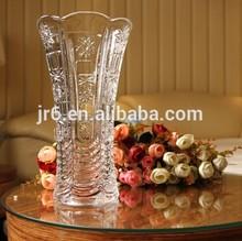 New Design Bohemia Crystal Czech Republic Vase