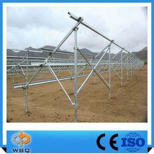 2014 Adjustable Ground Mount For Solar