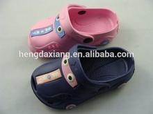Animal shape eva clogs shoes for kids