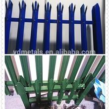 Palisade Fencing Trellis,PVC Surface Treatment Gates, palisade fence gates