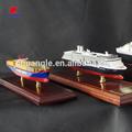 Navio de resina, polyresin modelo navios, miniatura do navio
