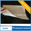 material de revestimiento de la pared exterior más barato/TPOmembrana impermeable