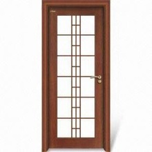 aluminum- alloy glass door