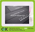 حرر التصميم! أعلى جودة مخصص بطاقات معايدة الهوى الأعمال من المورد الصين