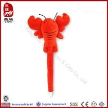 Custom plush animal toy animal plush pen