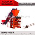 De ladrillo de la máquina de fabricación qtj4-30a cenizas volantes de ladrillo que hace la máquina en la india precio