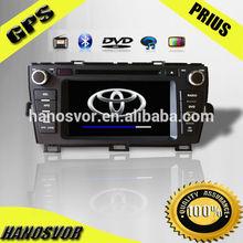 HANOSVOR China Factory Directly Sale Toyota Prius Car DVD GPS Radio Audio