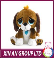 EN71/ASTM Hot selling good quality plush kids dog toy